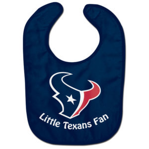 Little Fan Bib - Texans