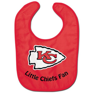 Little Fan Bib - Chiefs