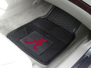 Heavy Duty 2-Piece Vinyl Car Mats