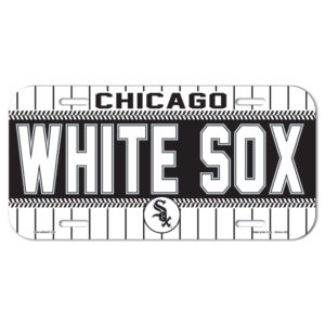 License Plate - Chicago White Sox