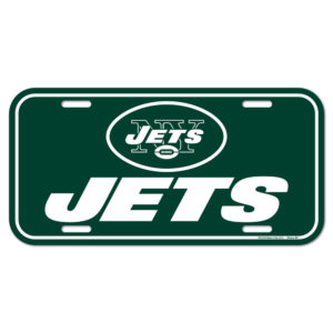 License Plate - New York Jets