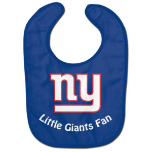 Little Fan Bib - Giants