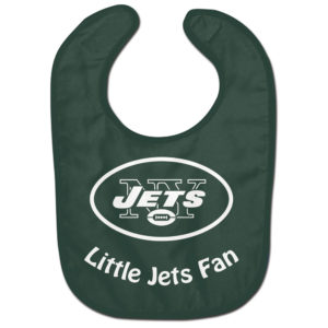 Little Fan Bib - Jets