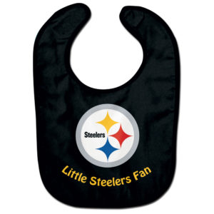 Little Fan Bib - Steelers