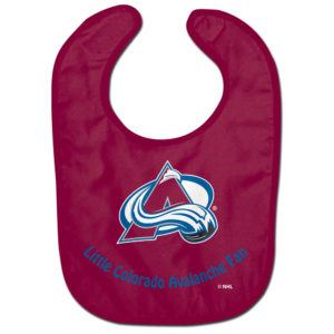 Bib - Colorado Avalanche