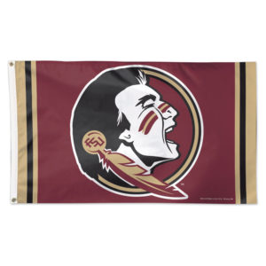 Flag - Deluxe 3'x5' - Florida State University