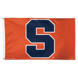Flag - Deluxe 3'x5' - Syracuse University