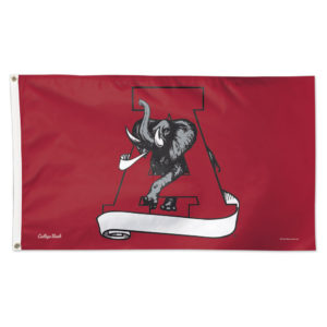 Flag - Deluxe 3'x5' - University of Alabama