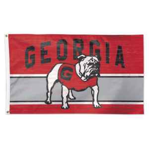 Flag - Deluxe 3'x5' - University of Georgia (college vault)
