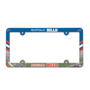 License Plate Frame - Buffalo Bills