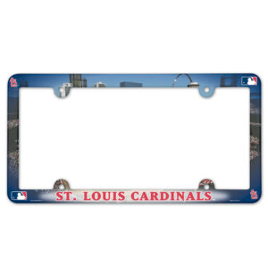 License Plate Frame - St. Louis Cardinals