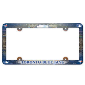 License Plate Frame - Toronto Blue Jays
