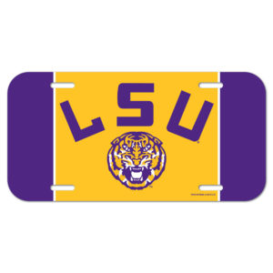 License Plate - Louisiana State