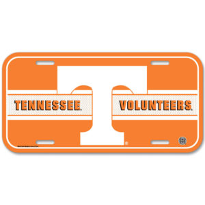 License Plate - Tennessee