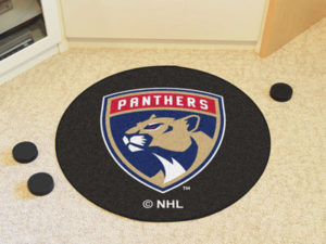 Puck Rug - Florida Panthers