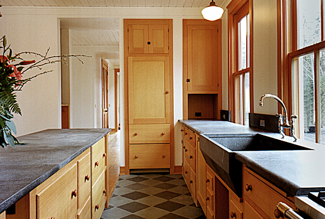 Kitchen Design and construction Reijene Construction Bainbridge Island-1
