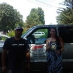 The Owners Tiffany Flathers and Greg Carter