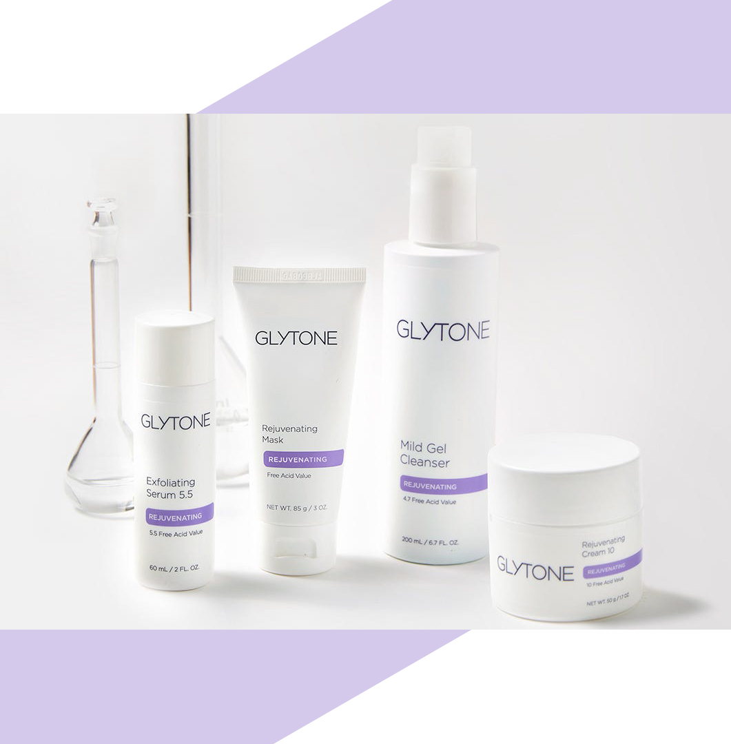 Glytone available at Franklin Dermatology Group