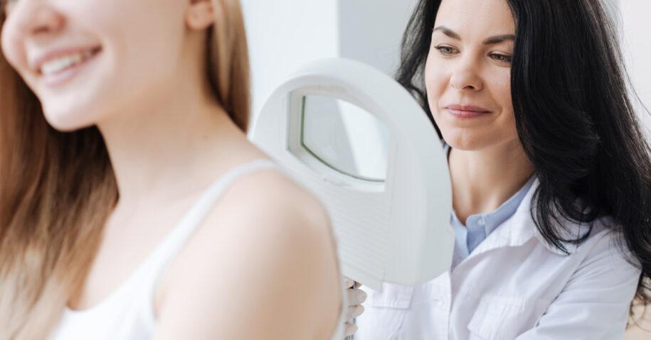 Dermatology Check Up