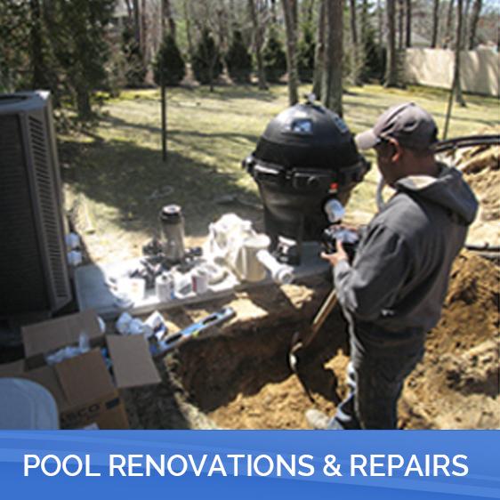 Pool Renovations & Repairs