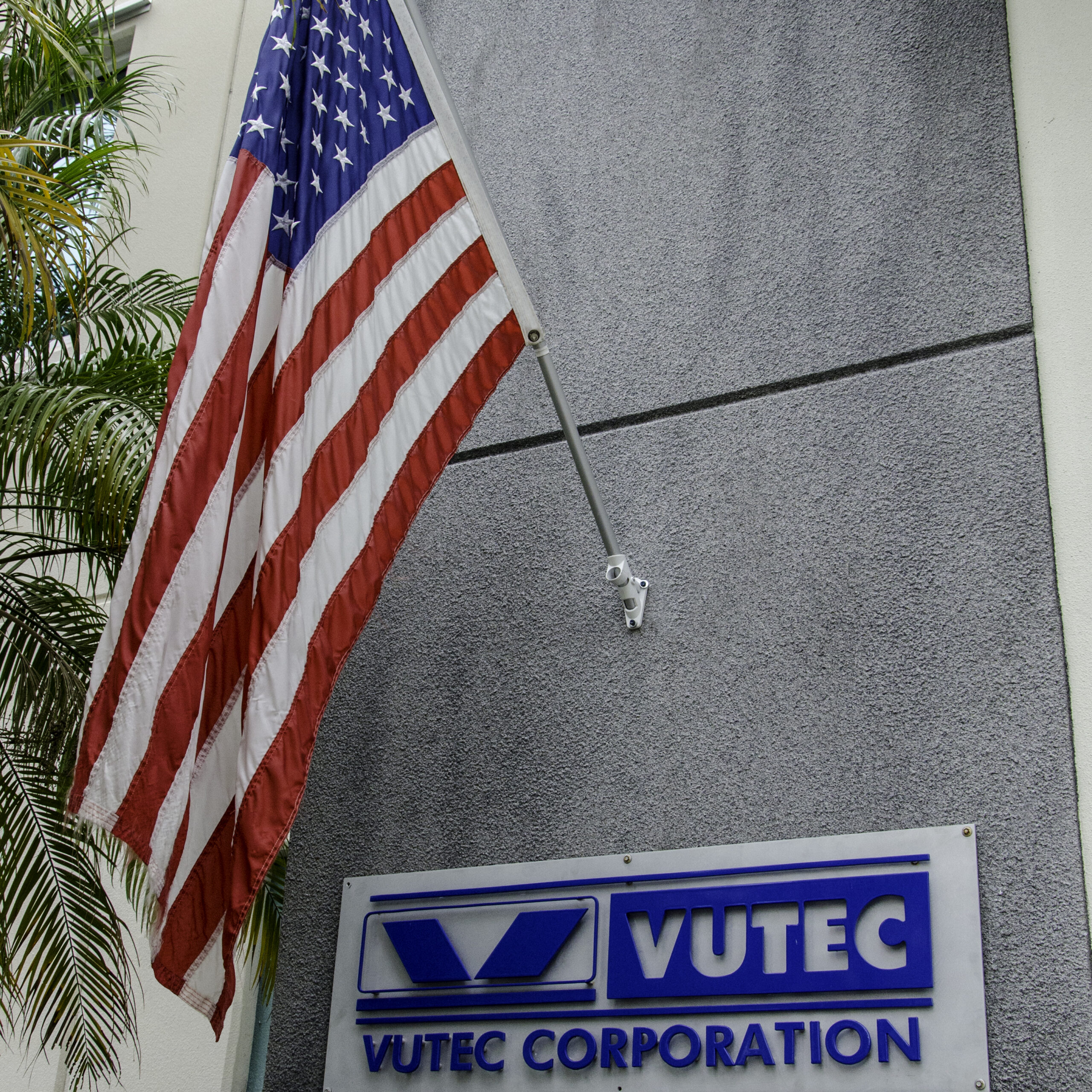 Vutec & American Flag
