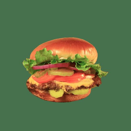 1/4 Pound Burger