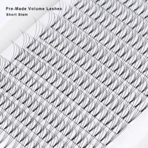 Pre-made Volumes – Short Stem