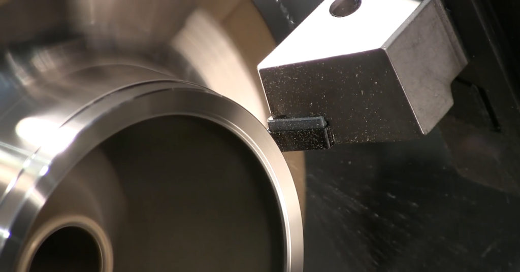 machining aftermarket pump parts