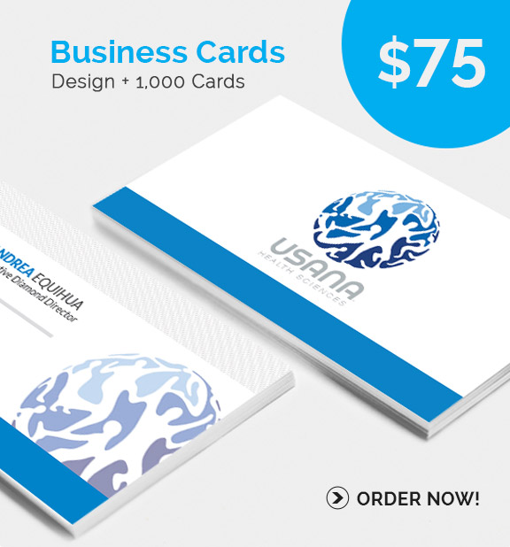 The image Store Business Card Special