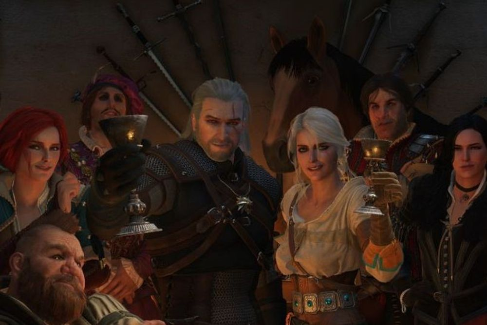 Cheers to that! CD Projekt named Europe's most valuable video game company