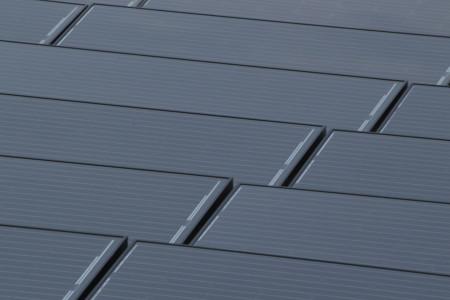 Solar panels installed in Redlands, CA.