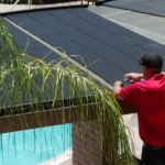 Solar thermal uses the power of the sun to heat water for pools and homes.