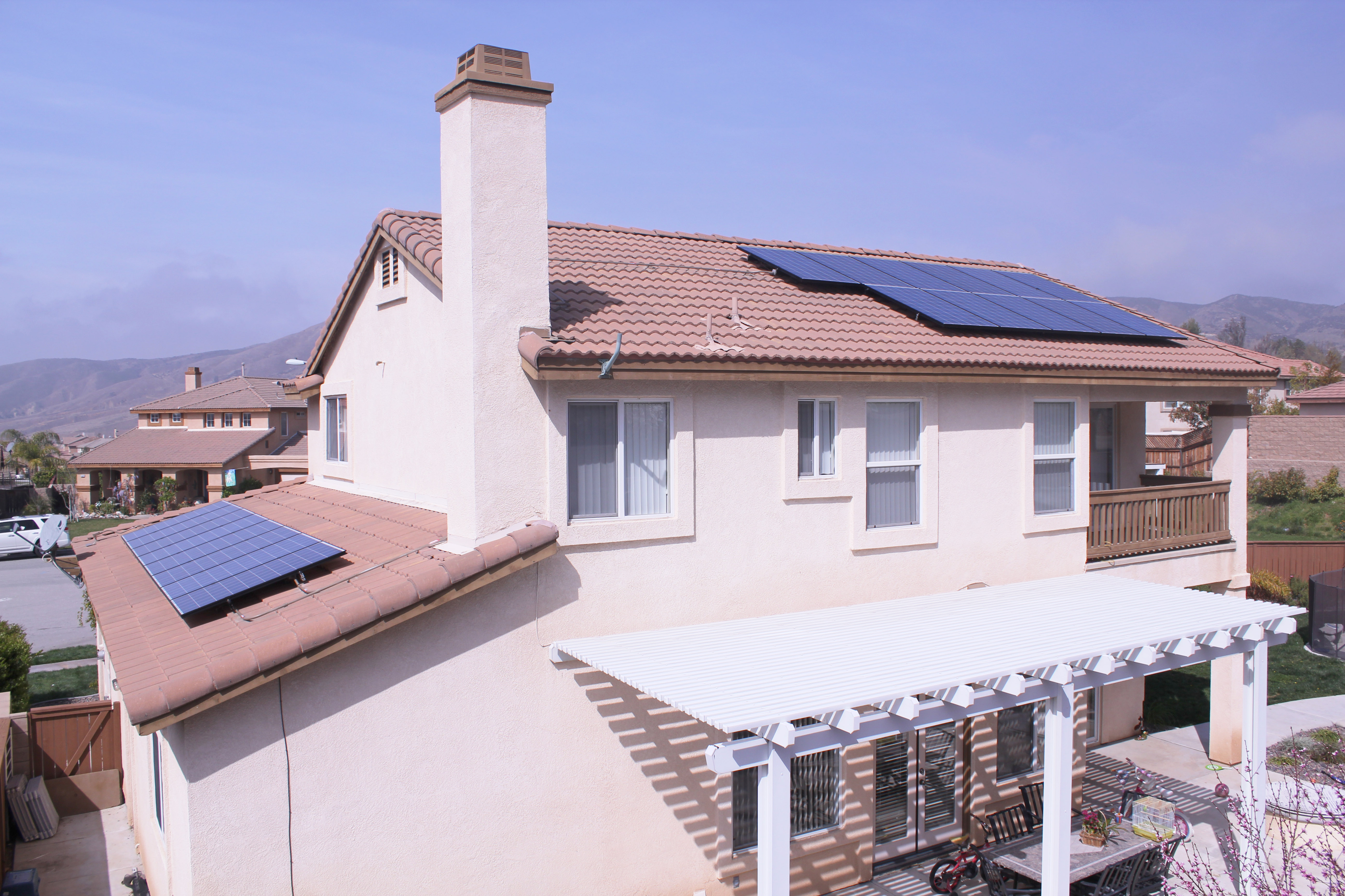 Solar Photovoltaic System in Yucaipa, CA
