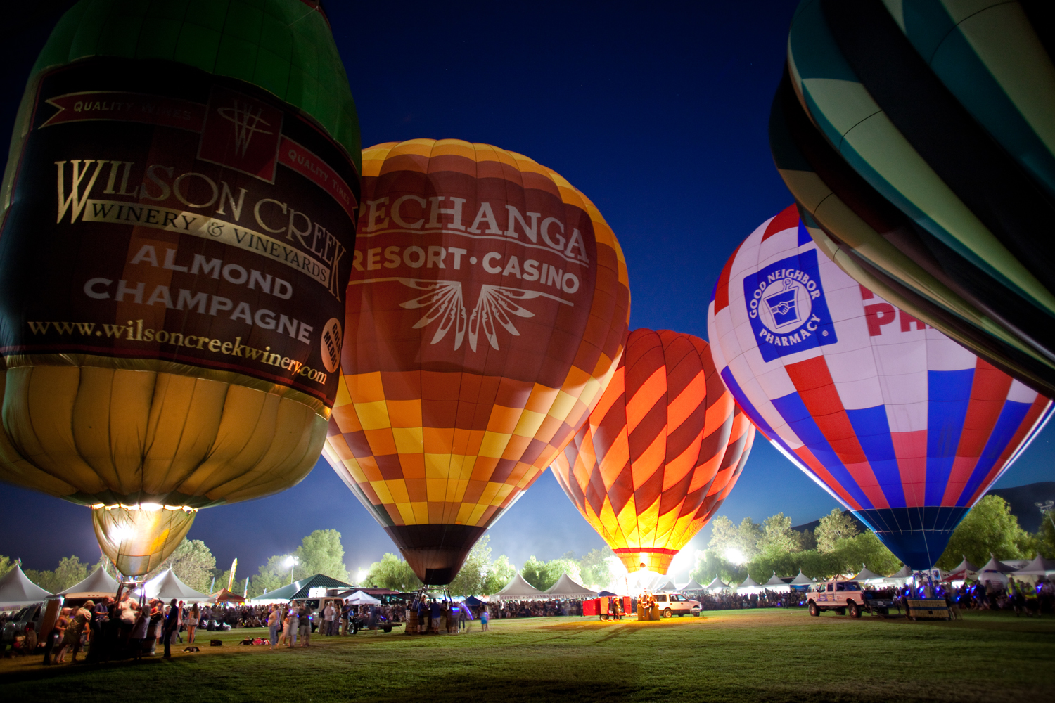 Come see some cool demonstrations of solar in action at the Temecula Valley Balloon and Wine Festival