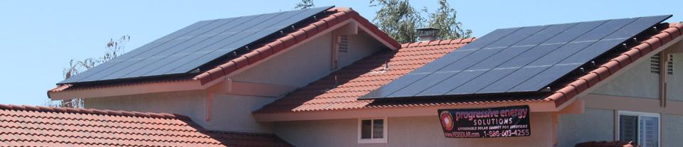 Progressive Energy Solutions Solar Power for Home