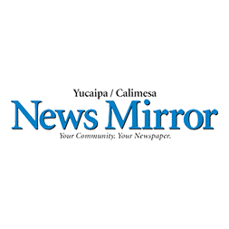 Yucaipa News Mirror Logo