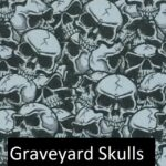 Center Mass Concealment Holsters Graveyard Skulls