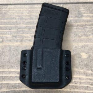 Center Mass Concealment Holsters-Rifle Mag Pouch AR15 M4