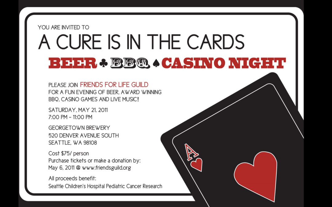 A Cure is in the Cards Event