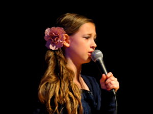 Voice Lessons Long Island Girl Singing
