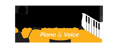 The Academy Piano & Voice Logo