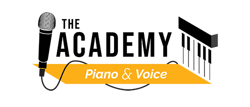 The Academy Piano & Voice Lessons Logo
