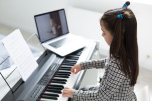 Online Lessons for Piano