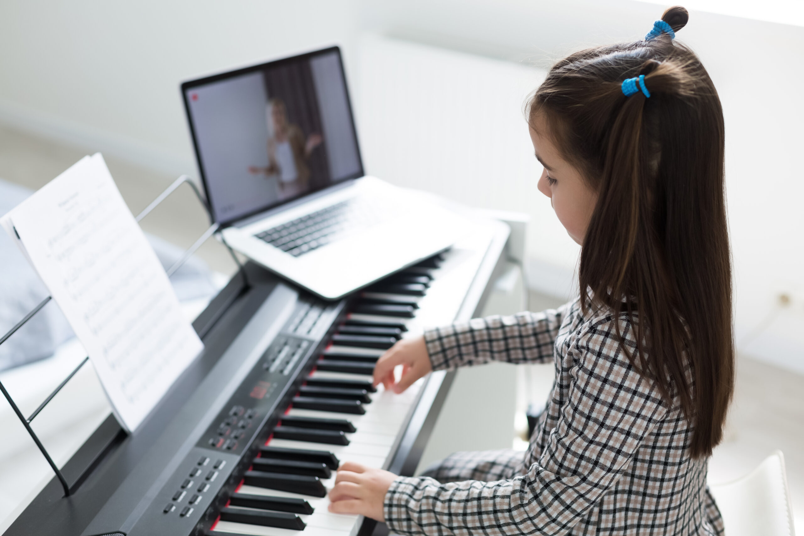 Online Lessons for Piano Lessons & Voice Lessons