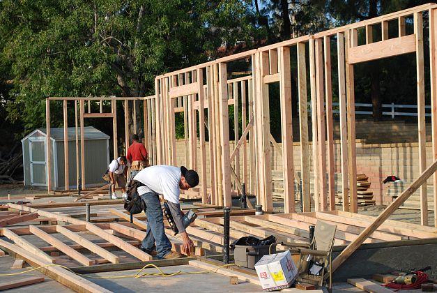 Wood Framed Construction