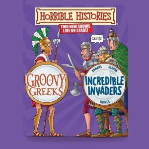 Characters from Horrible Histories