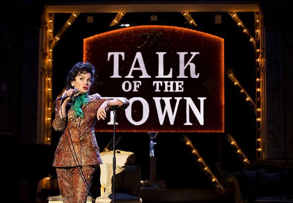Lisa Maxwell as Judy Garland - Pamela Raith Photography