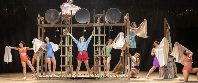 South Pacific   Chichester Festival Theatre   Review