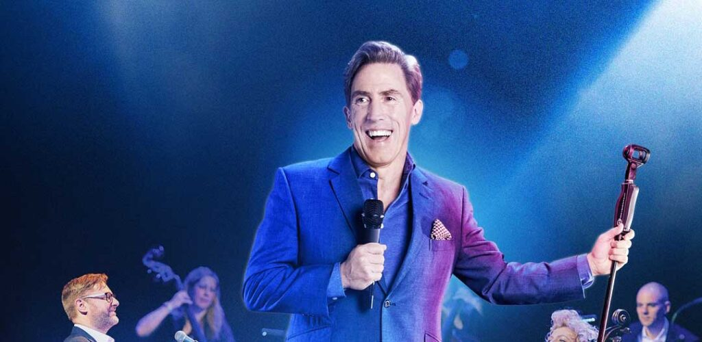 Rob Brydon Songs and Laughter
