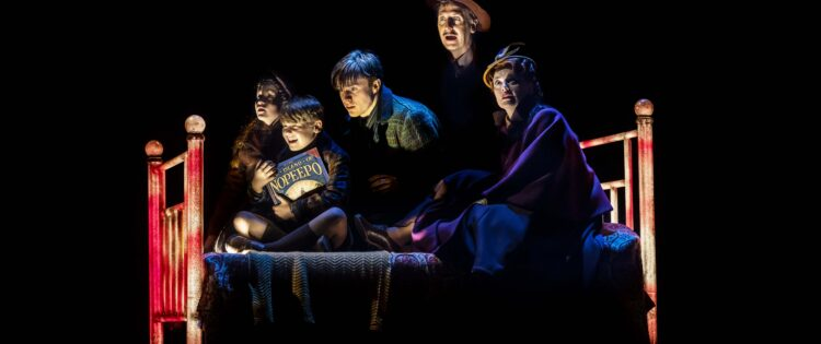 Bedknobs and Broomsticks | Tour | Review